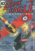 Lone Eagle (1933-1941 Standard) Pulp Vol. 2 #2