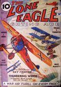 Lone Eagle (1933-1941 Standard) Pulp Vol. 3 #2