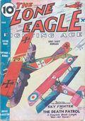 Lone Eagle (1933-1941 Standard) Pulp Vol. 3 #3
