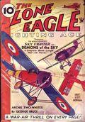 Lone Eagle (1933-1941 Standard) Pulp Vol. 5 #1