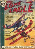 Lone Eagle (1933-1941 Standard) Pulp Vol. 6 #2