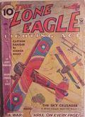 Lone Eagle (1933-1941 Standard) Pulp Vol. 7 #1