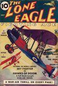 Lone Eagle (1933-1941 Standard) Pulp Vol. 8 #1