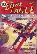 Lone Eagle (1933-1941 Standard) Pulp Vol. 8 #3