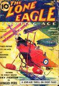 Lone Eagle (1933-1941 Standard) Pulp Vol. 9 #1