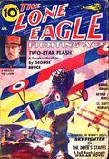 Lone Eagle (1933-1941 Standard) Pulp Vol. 11 #1