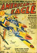 American Eagle (1941-1943 Standard) Pulp Vol. 24 #1
