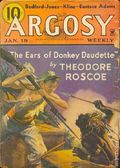 Argosy Part 4: Argosy Weekly (1929-1943 William T. Dewart) Jan 19 1935