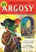 Argosy Part 4: Argosy Weekly (1929-1943 William T. Dewart) Feb 2 1935
