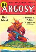 Argosy Part 4: Argosy Weekly (1929-1943 William T. Dewart) Vol. 255 #4