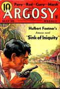Argosy Part 4: Argosy Weekly (1929-1943 William T. Dewart) Vol. 255 #6