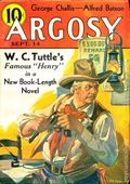 Argosy Part 4: Argosy Weekly (1929-1943 William T. Dewart) Vol. 258 #4