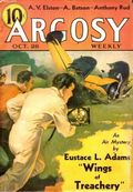 Argosy Part 4: Argosy Weekly (1929-1943 William T. Dewart) Oct 26 1935