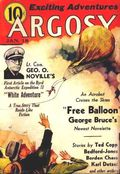 Argosy Part 4: Argosy Weekly (1929-1943 William T. Dewart) Jan 18 1936