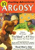 Argosy Part 4: Argosy Weekly (1929-1943 William T. Dewart) Feb 8 1936
