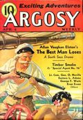 Argosy Part 4: Argosy Weekly (1929-1943 William T. Dewart) Apr 4 1936