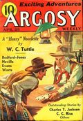 Argosy Part 4: Argosy Weekly (1929-1943 William T. Dewart) Apr 25 1936