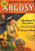 Argosy Part 4: Argosy Weekly (1929-1943 William T. Dewart) May 16 1936