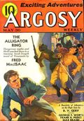 Argosy Part 4: Argosy Weekly (1929-1943 William T. Dewart) 505/30 1936