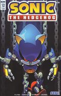 Sonic The Hedgehog (2018 IDW) 12A