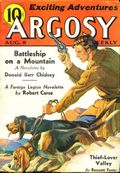 Argosy Part 4: Argosy Weekly (1929-1943 William T. Dewart) Aug 8 1936