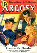 Argosy Part 4: Argosy Weekly (1929-1943 William T. Dewart) Sep 12 1936