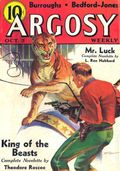 Argosy Part 4: Argosy Weekly (1929-1943 William T. Dewart) Sep 26 1936