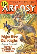 Argosy Part 4: Argosy Weekly (1929-1943 William T. Dewart) Jan 9 1937