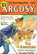 Argosy Part 4: Argosy Weekly (1929-1943 William T. Dewart) Vol. 271 #2
