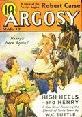 Argosy Part 4: Argosy Weekly (1929-1943 William T. Dewart) Mar 13 1937