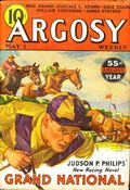 Argosy Part 4: Argosy Weekly (1929-1943 William T. Dewart) May 1 1937
