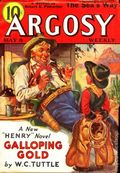 Argosy Part 4: Argosy Weekly (1929-1943 William T. Dewart) May 8 1937
