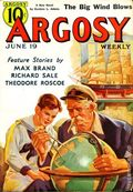 Argosy Part 4: Argosy Weekly (1929-1943 William T. Dewart) Jun 19 1937