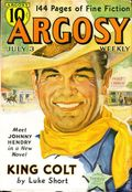 Argosy Part 4: Argosy Weekly (1929-1943 William T. Dewart) Jul 3 1937