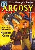 Argosy Part 4: Argosy Weekly (1929-1943 William T. Dewart) Aug 28 1937
