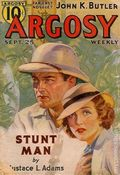 Argosy Part 4: Argosy Weekly (1929-1943 William T. Dewart) Sep 25 1937
