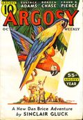 Argosy Part 4: Argosy Weekly (1929-1943 William T. Dewart) Oct 2 1937