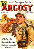 Argosy Part 4: Argosy Weekly (1929-1943 William T. Dewart) Oct 13 1937