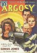 Argosy Part 4: Argosy Weekly (1929-1943 William T. Dewart) Nov 27 1937