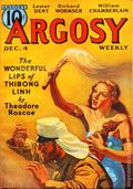 Argosy Part 4: Argosy Weekly (1929-1943 William T. Dewart) Dec 4 1937