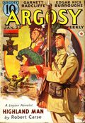 Argosy Part 4: Argosy Weekly (1929-1943 William T. Dewart) Jan 22 1938
