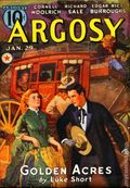Argosy Part 4: Argosy Weekly (1929-1943 William T. Dewart) Jan 29 1938