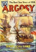 Argosy Part 4: Argosy Weekly (1929-1943 William T. Dewart) Feb 26 1938