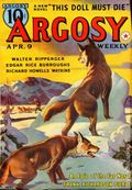 Argosy Part 4: Argosy Weekly (1929-1943 William T. Dewart) Apr 9 1938