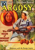 Argosy Part 4: Argosy Weekly (1929-1943 William T. Dewart) May 28 1938
