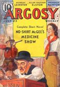Argosy Part 4: Argosy Weekly (1929-1943 William T. Dewart) Jul 23 1938