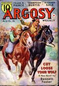 Argosy Part 4: Argosy Weekly (1929-1943 William T. Dewart) Aug 6 1938