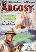 Argosy Part 4: Argosy Weekly (1929-1943 William T. Dewart) Vol. 284 #4