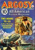 Argosy Part 4: Argosy Weekly (1929-1943 William T. Dewart) Oct 8 1938