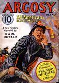 Argosy Part 4: Argosy Weekly (1929-1943 William T. Dewart) Oct 29 1938
